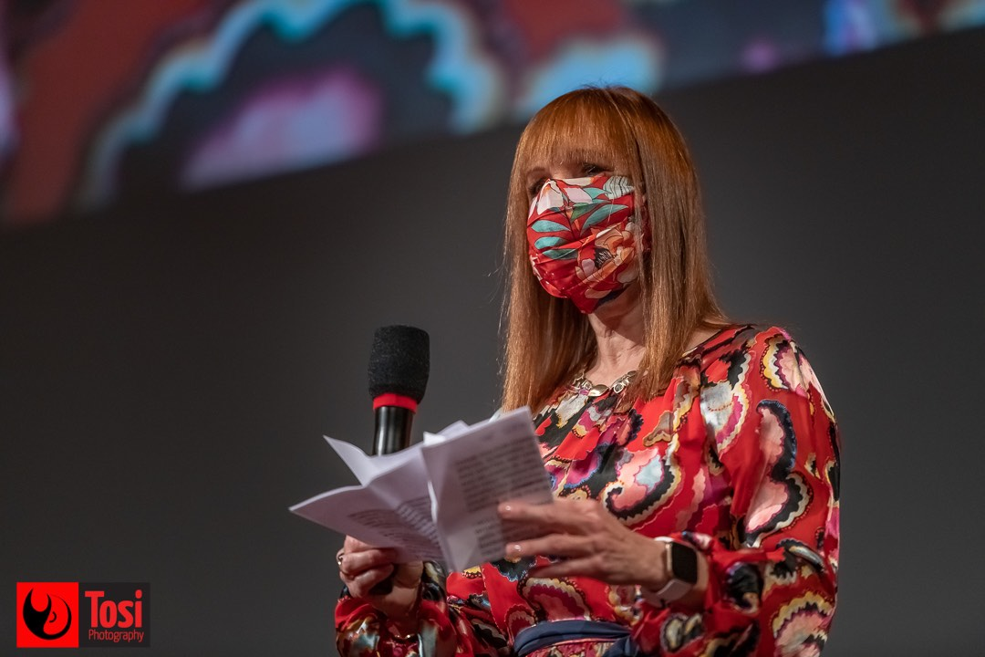 Tosi Photography-Locarno 2021-Gale Anne Hurd sul palco del FEVI