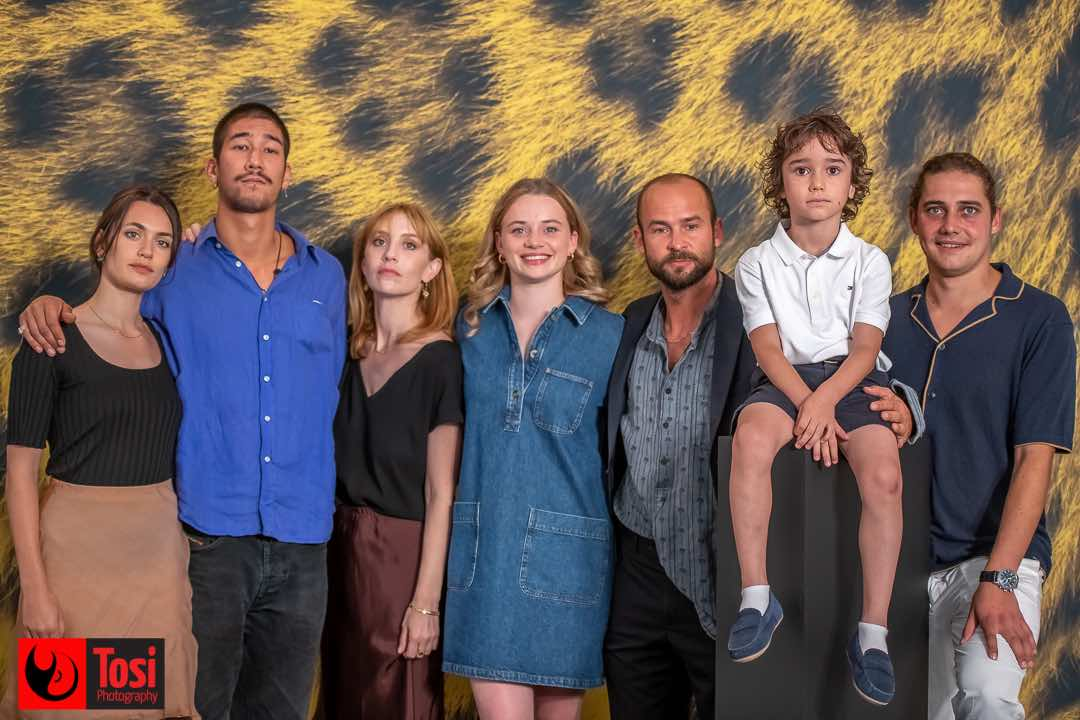 Tosi Photography - Locarno 2021 - photocall film Soul of Beast