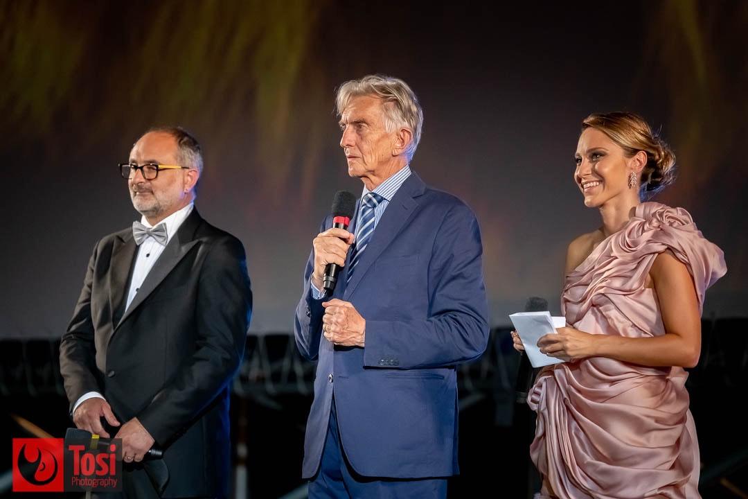 Tosi Photography-Locarno 2021-red carpet closing ceremony-Giona A. Nazzaro-Marco Solari