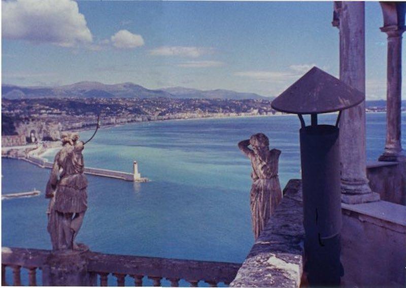 Along the coast di Agnès Varda. Photo: courtesy of MUBI.