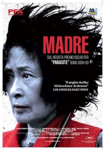 poster film MADRE