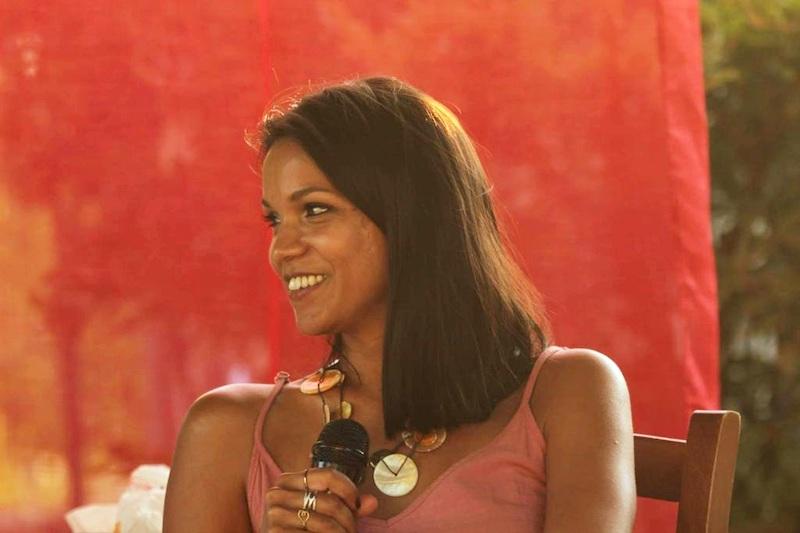 Sachita Corvi è l'autrice del libro L'agrodolce ricordo dei colori.