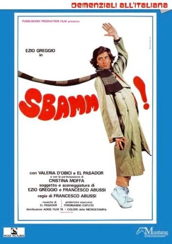 SBAMM! cover dvd Mustang Entertainment