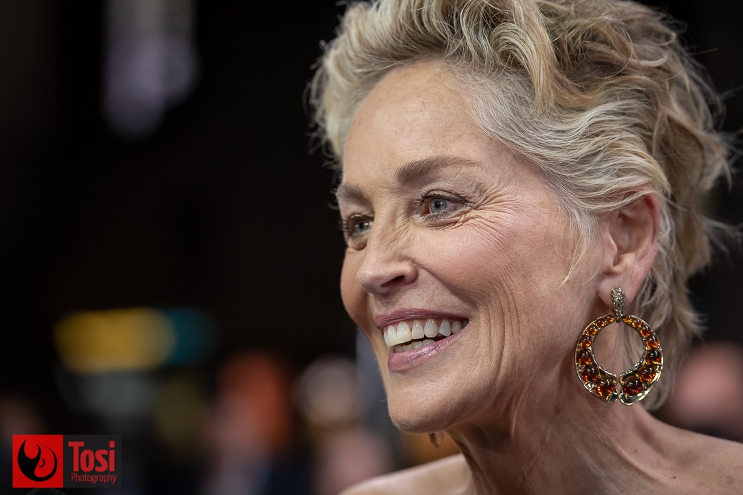ZFF 2021 - Lifetime Achievement to American STAR Actress SHARON STONE © Tosi Photography
