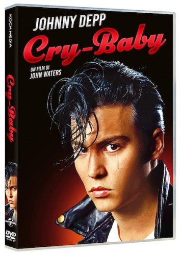 cry-baby cover dvd 2021