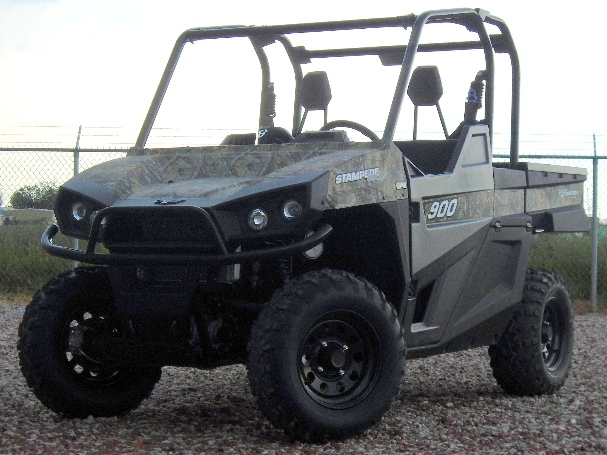 Textron Off Road Vehicles Masek Golf Cars