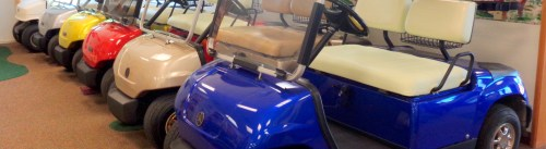 small resolution of used golf car sales