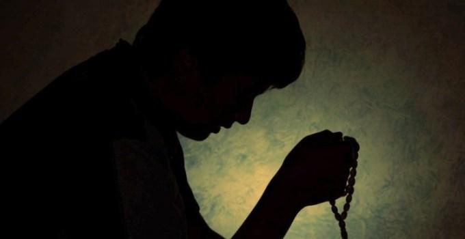 Berdoa yang khusyu'