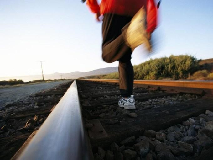 Lari Sekencang Mungkin Agar Dirimu Selamat