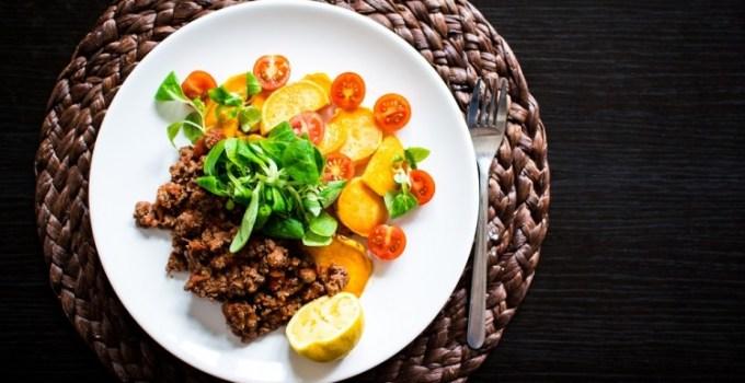 Makanan sehat nikmat bergizi
