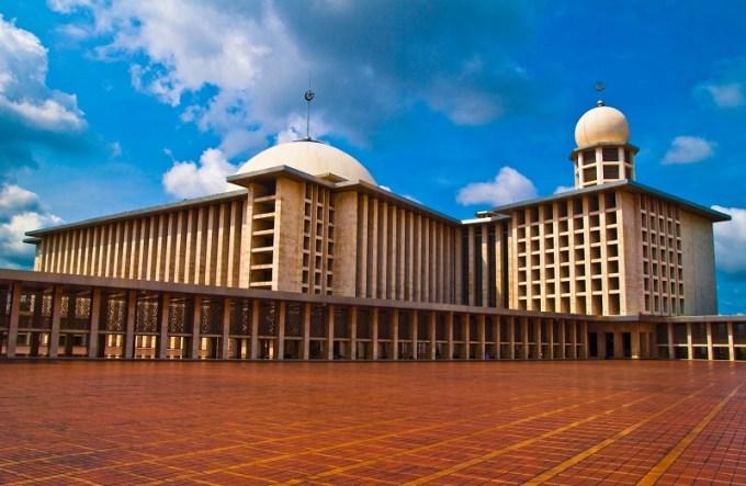 Masjid Istiqlal yang Berada di Indonesia