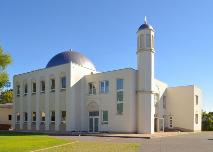Masjid Khadija yang Berada di Berlin, Jerman