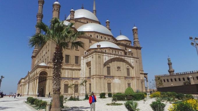 Masjid Muhammad Ali Pasha yang Berada di Mesir