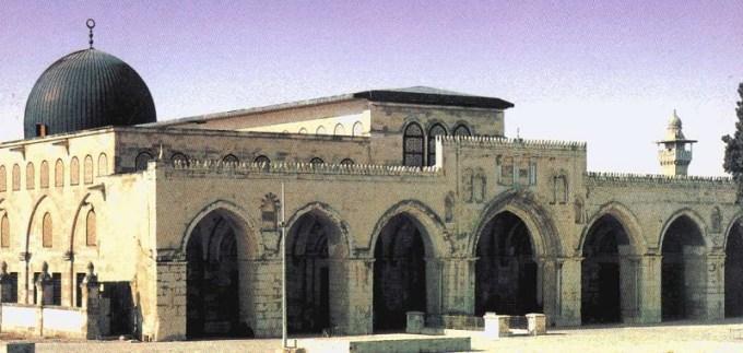 Masjidil Aqsha yang Berada di Palestina