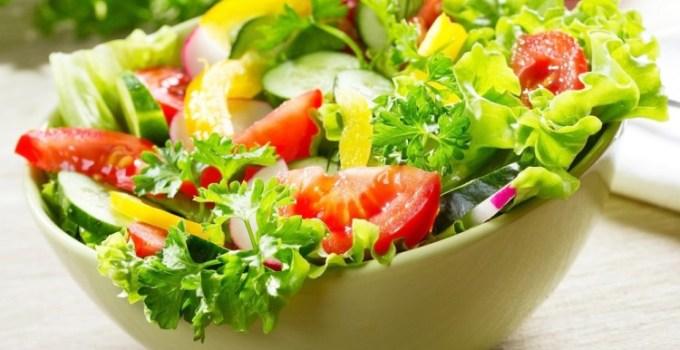 Gambar salad sayur