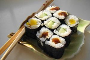 Sushi sederhana tapi enak