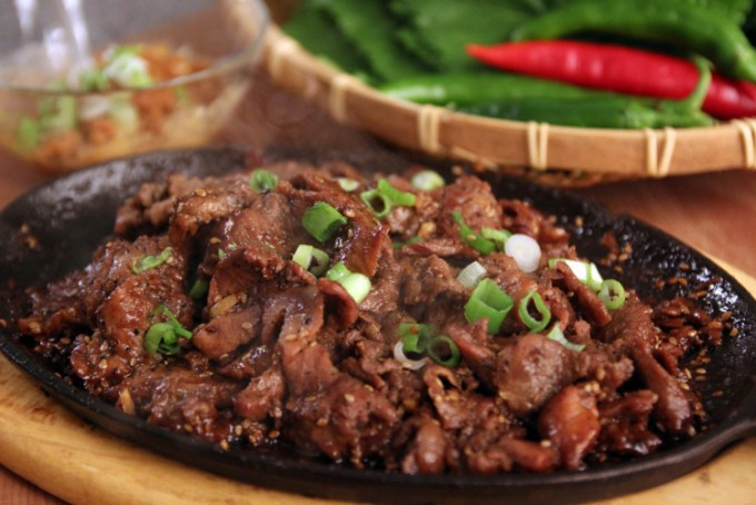 Bulgogi, daging panggang