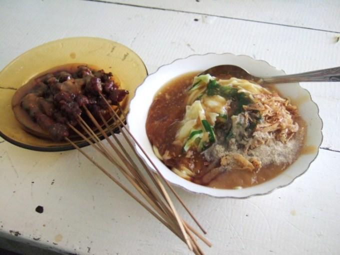 Mie Ongklok Wonosobo Jawa Tengah