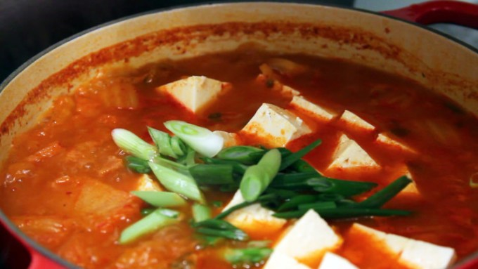 Sup Kimchi