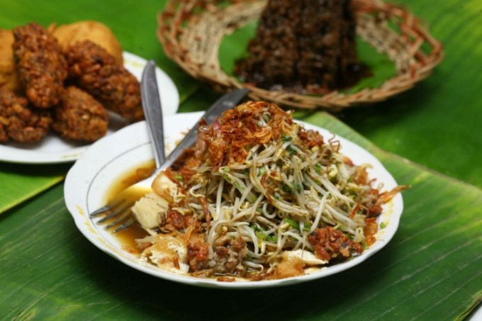Makanan Khas Sunda - Geco Khas Cianjur