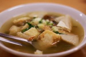 Makanan khas Palembang - Model
