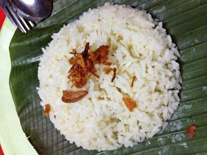 Nasi uduk Jakarta