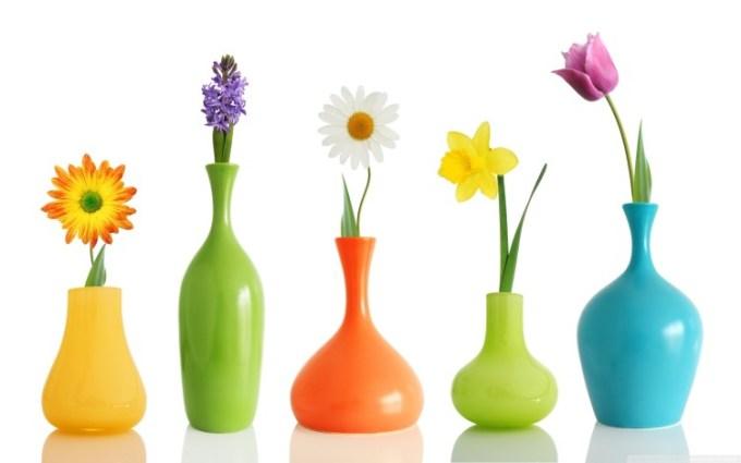 macam-macam vas bunga