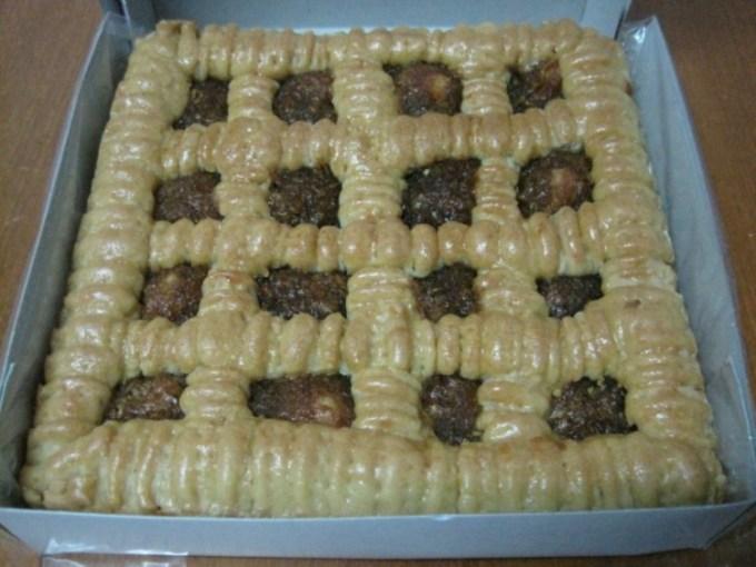 Kue Tat Bengkulu