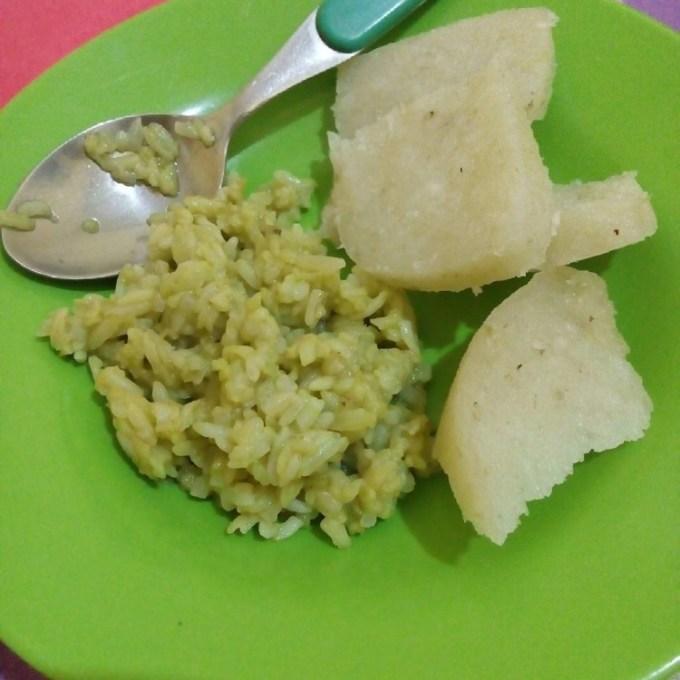 Poteng jaje tujak khas Lombok