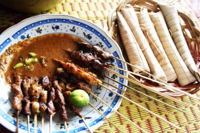 Sate Bulayak khas Lombok