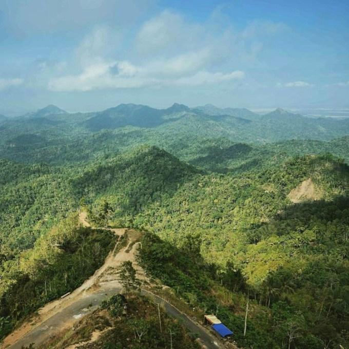 Gunung Lanang Kulon Progo Jogja