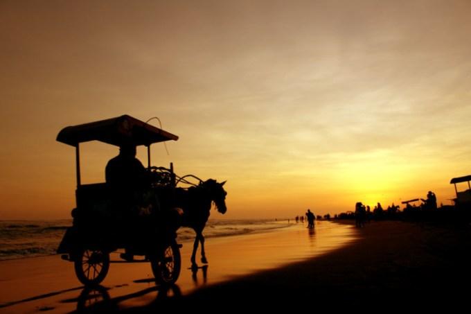 Pantai Parangtritis Jogja