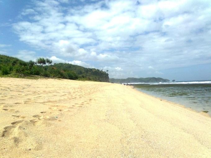 Pantai Sepanjang Gunungkidul Yogyakarta
