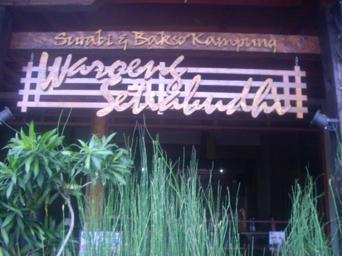 Waroeng Setiabudhi Bandung