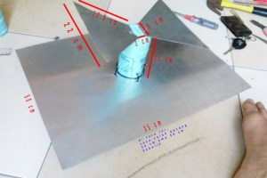 Pemasangan Antena