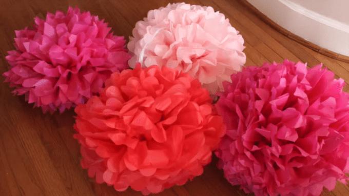 Cara Membuat Bunga Dari Kertas Yang Mudah Dibuat Di Rumah Mas Fikr