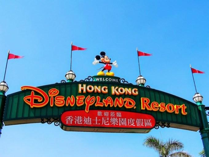 Disneyland Hongkong, tempat wisata keluarga yang menyenangkan