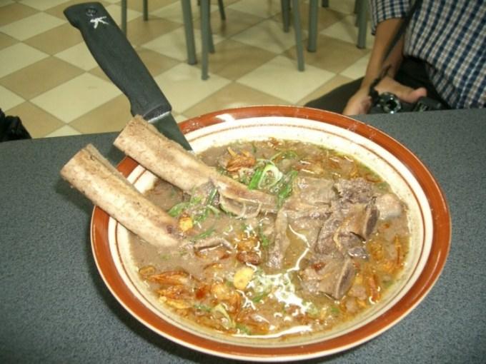 Sop Konro Makanan Khas Makassar