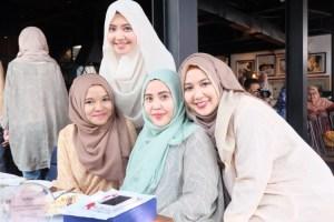 Hijabers Muslimah