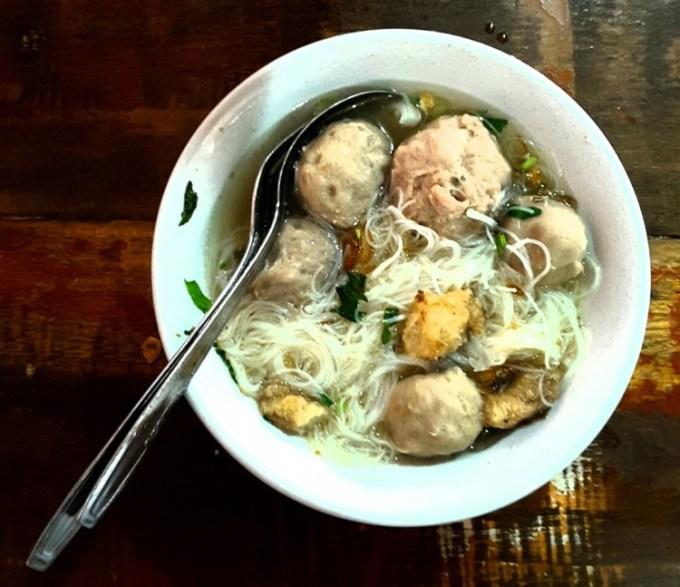 Baso Seuseupan, tempat makan enak di Bogor