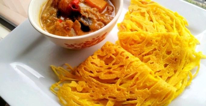 Roti Jala khas Melayu