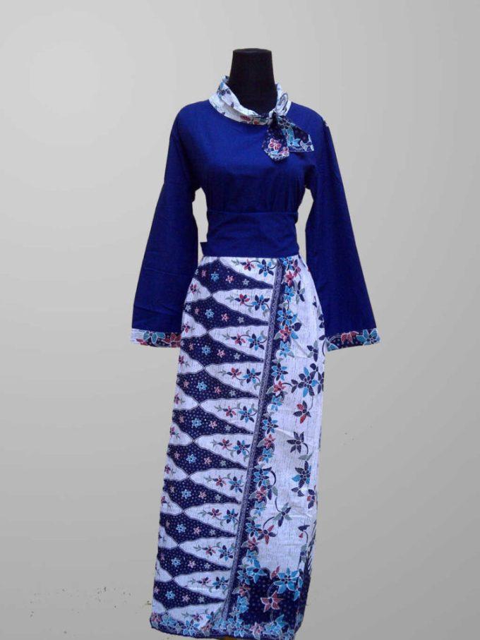 Model Baju Batik Kombinasi Terbaru Dengan Desain Yang Modern Mas Fikr
