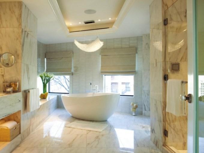 Desain kamar mandi berkelas