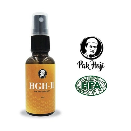 HGH II HPA International