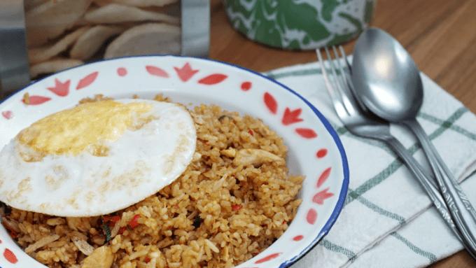 Resep nasi goreng biasa