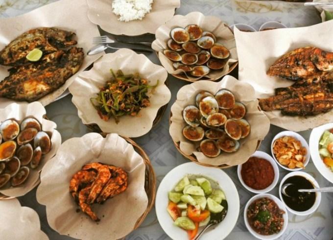 Wisata Kuliner Bali Warung Mami Ikan Bakar