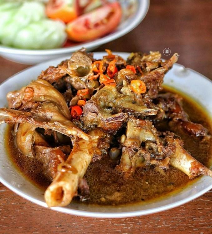 Rabeg - Olahan kambing khas Banten
