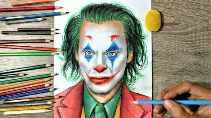 Sketsa  Joker