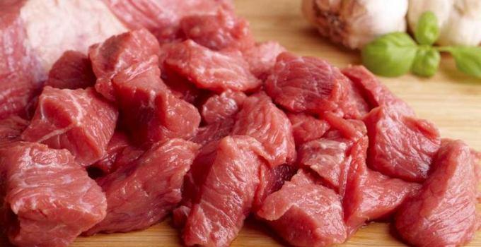 Cara memasak daging kambing
