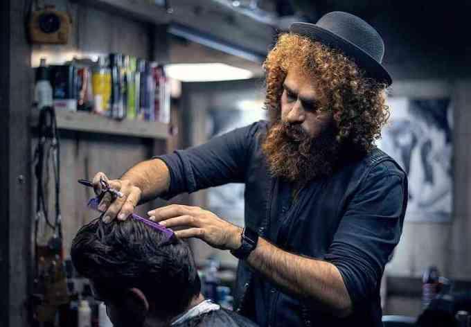 tukang pangkas rambut